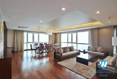 An excellent duplex apartment rental in Fraser Suites, Hanoi